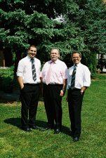 Bild Vorstand im Jahre 2004